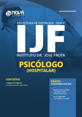 Apostila Concurso Prefeitura de Fortaleza 2020 PDF Psicólogo