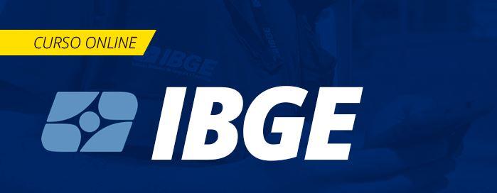 Curso Online IBGE 2020 Recenseador do IBGE