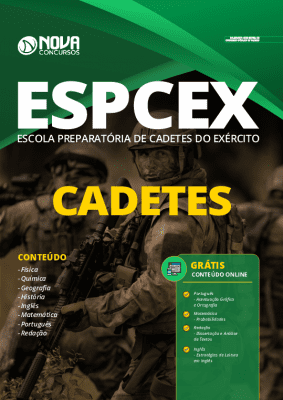 Apostila EsPCEx 2020 PDF Download Cadetes do Exército