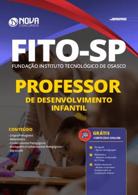 Apostila Concurso FITO Osasco 2020 PDF Professor PDF Download