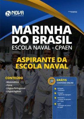 Apostila Concurso Marinha 2020 PDF Aspirante da Escola Naval