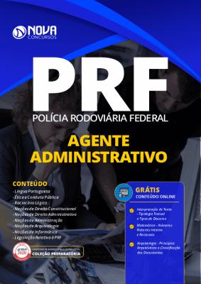 Apostila Concurso PRF 2020 PDF Agente Administrativo Download PDF Grátis Cursos Online