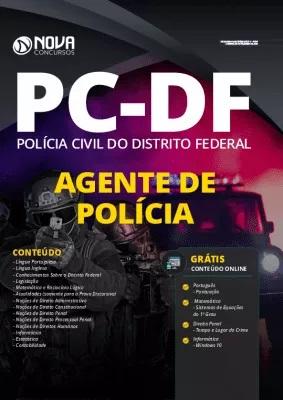 Apostila Concurso PC DF 2020 PDF Agente de Polícia Grátis Cursos Online