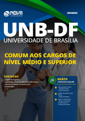 Apostila Concurso UNB 2020 PDF Download Grátis Cursos Online