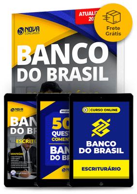 Apostila Banco do Brasil 2020 PDF Grátis Cursos Online