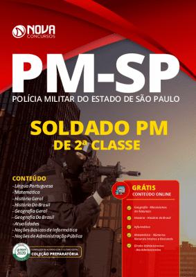 Apostila Concurso PM SP 2020 PDF Grátis Cursos Online Soldado PM SP