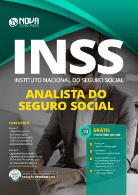 Apostila Concurso INSS 2020 Analista do INSS Grátis Cursos Online