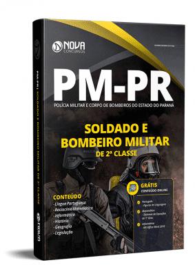Apostila PM-PR 2020 PDF Grátis Download Cursos Online
