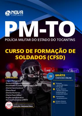 Apostila PM TO 2020 PDF Grátis Cursos Online Soldado PM TO