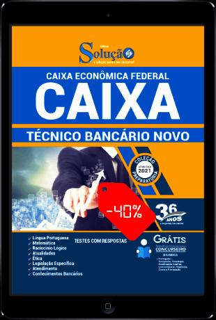 Apostila Caixa Econômica Federal 2021 PDF Download