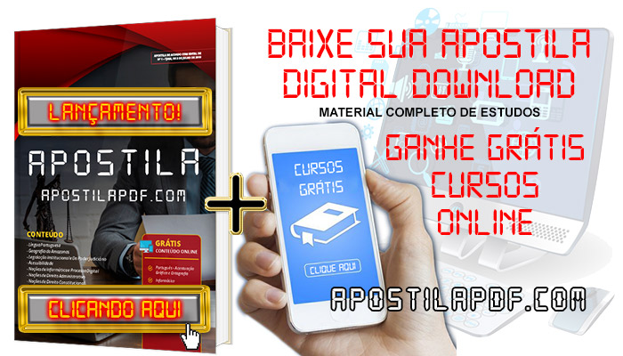 Apostila CODER MT 2020 PDF Download Concurso CODER MT 2020