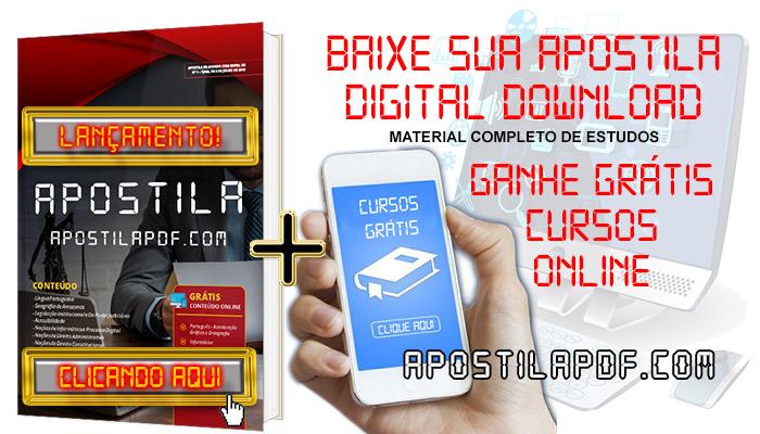 Apostila Prefeitura de Piracicaba SP 2020 PDF Download Digital