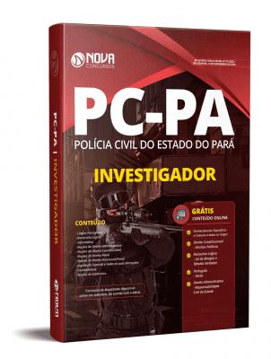 Apostila PC PA 2020 PDF Grátis Cursos Online Investigador PC PA