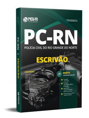 Apostila PC RN 2020 PDF Download Escrivão de Polícia PC RN