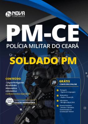Apostila PM CE 2020 PDF Grátis Cursos Online Soldado PM CE