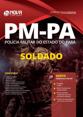 Apostila PM PA 2020 PDF Grátis Cursos Online Soldado PMPA