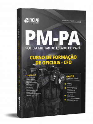 Apostila PM PA 2020 PDF Grátis Cursos Online Oficial PMPA