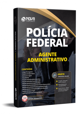 Apostila Polícia Federal 2020 PDF Agente Administrativo Grátis Cursos Online