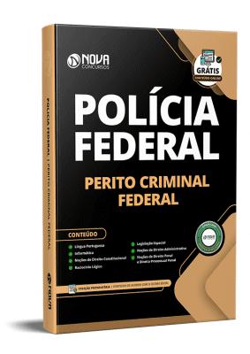 Apostila Polícia Federal 2020 PDF Perito Criminal Federal