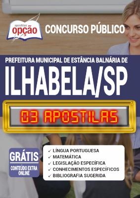 Apostila Prefeitura de Ilhabela SP 2020 PDF Download Digital