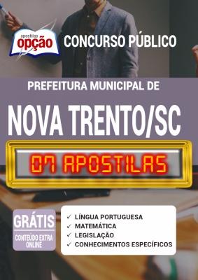 Apostila Prefeitura de Nova Trento SC 2020 PDF Download