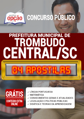 Apostila Prefeitura de Trombudo Central SC 2020 PDF Download