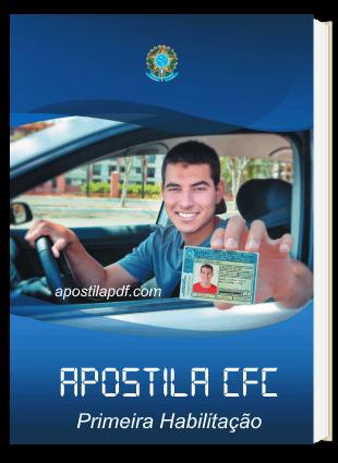 Apostila CFC 2020 PDF Grátis Download Primeira Habilitação