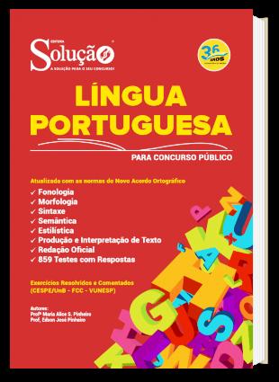 Apostila de Português para Concurso PDF Download Digital