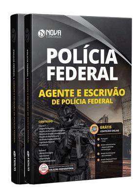 Apostila PF Agente e Escrivão 2020 PDF Grátis Cursos Online por Especialistas