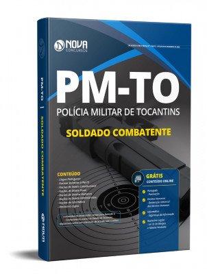 Apostila PM TO 2021 PDF Grátis Cursos Online Concurso PM TO