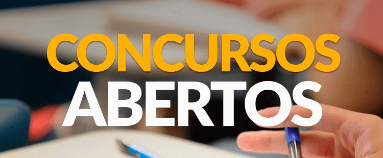 Lista de Concursos Públicos Abertos 2021 em Todo Brasil