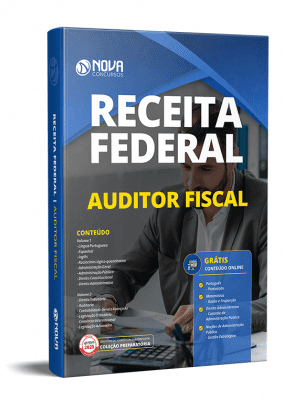 Apostila Auditor Fiscal da Receita Federal 2021 PDF Grátis Cursos Online