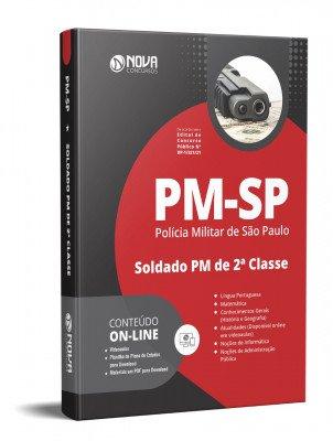 Apostila Concurso PM SP 2021 PDF Grátis Curso Online