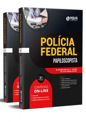 Apostila Polícia Federal 2021 Papiloscopista PDF Grátis Cursos Online