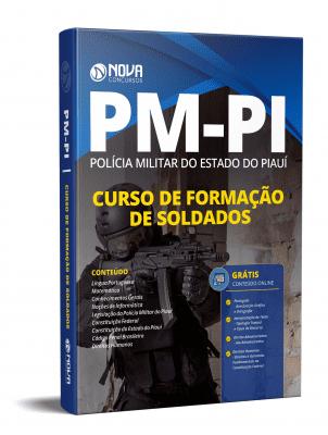 Apostila PM PI 2020 PDF Download Grátis Cursos Online