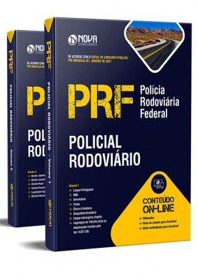 Apostila Polícia Rodoviária Federal 2021 PDF Grátis Cursos Online