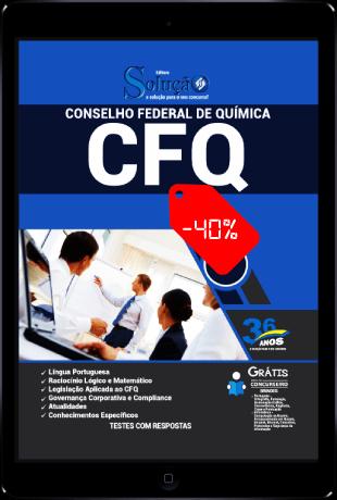 Apostila CFQ 2021 PDF Download Grátis 40% Desconto