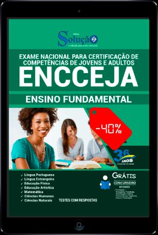 Apostila ENCCEJA 2021 PDF Download Grátis Ensino Fundamental