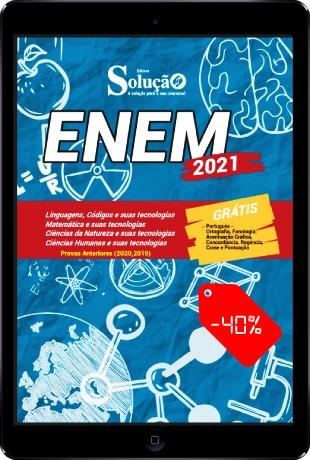 Apostila ENEM 2021 PDF Download Grátis Conteúdo Online