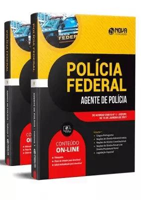 Apostila PF 2021 PDF Download Grátis Agente de Polícia