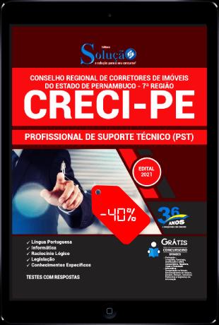 Apostila CRECI PE 2021 PDF Download Grátis Conteúdo Online