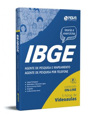Apostila IBGE 2021 PDF Agente de Pesquisas e Mapeamento