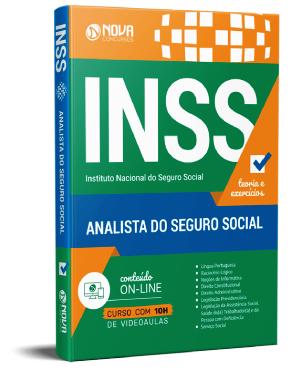 Apostila INSS 2021 PDF Download Grátis Analista do Seguro Social
