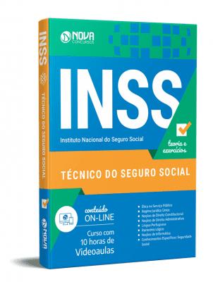 Apostila INSS 2021 PDF Download Grátis Cursos Online