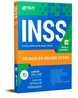 Apostila INSS 2021 PDF Download Grátis Técnico Seguro Social