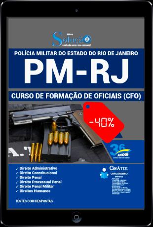 Apostila PM RJ 2021 PDF Download Grátis Oficial PMRJ
