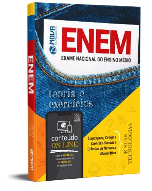 Apostila ENEM 2021 PDF Download Grátis Cursos Online