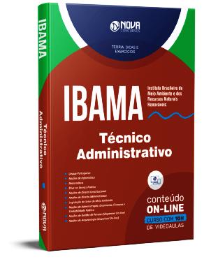 Apostila IBAMA 2021 PDF Download Grátis Técnico Administrativo