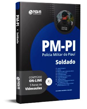 Apostila PM PI 2021 PDF Download Grátis Soldado PM PI