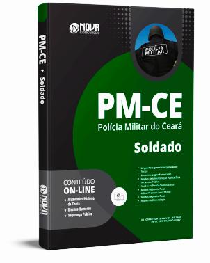Apostila PM CE 2021 PDF Grátis Concurso Soldado PMCE 2021